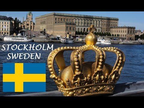 Stockholm Sweden tourism video - Tukholma matkailu Ruotsi - Stockholm Swedish capital travel film - YouTube