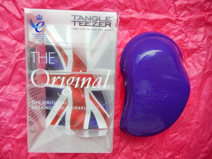 Nat Fashion Diary: Tangle Teezer Original revue / recenzja
