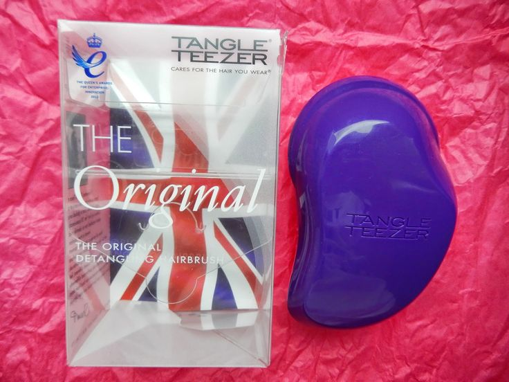 Nat Fashion Diary: Tangle Teezer Original revue / recenzja