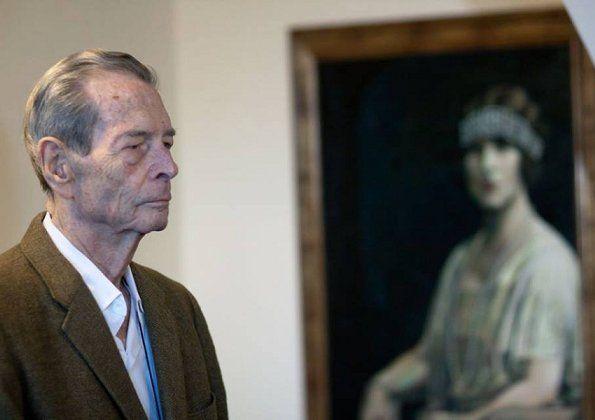 Romania's former King Michael dies in Switzerland aged 96
