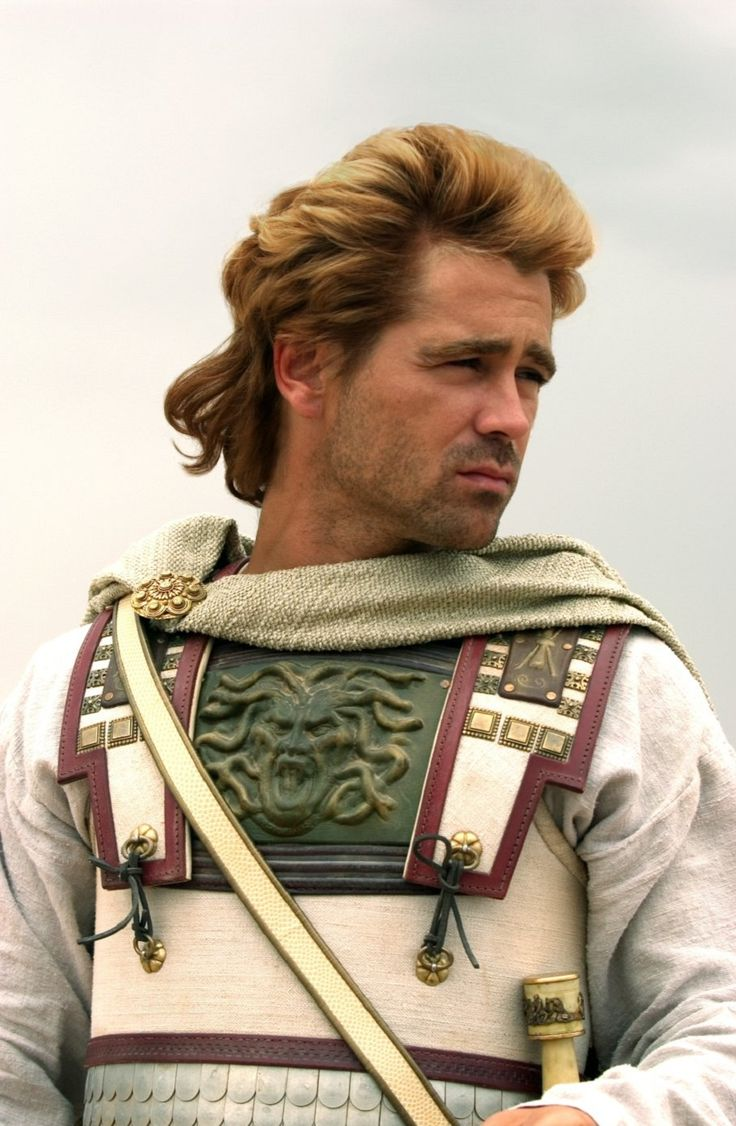 Colin Farrell in Oliver Stone's Alexander ♥ | Things I love