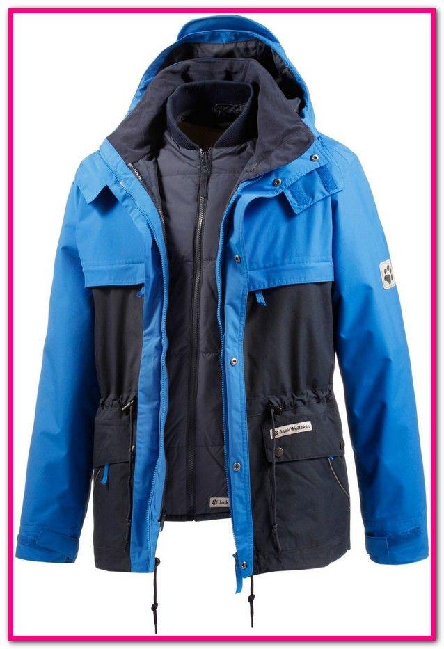 Jack Wolfskin Winterjacke Herren Xxl | Rain jacket, Jackets