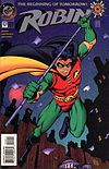 """Wiki on Robin by DC by various. I never liked Dick Grayson that much. Didn't miss Jason Todd getting blown up. But I love Tim Drake's series and the current """"Red Robin."""" Don't like the new brat."""