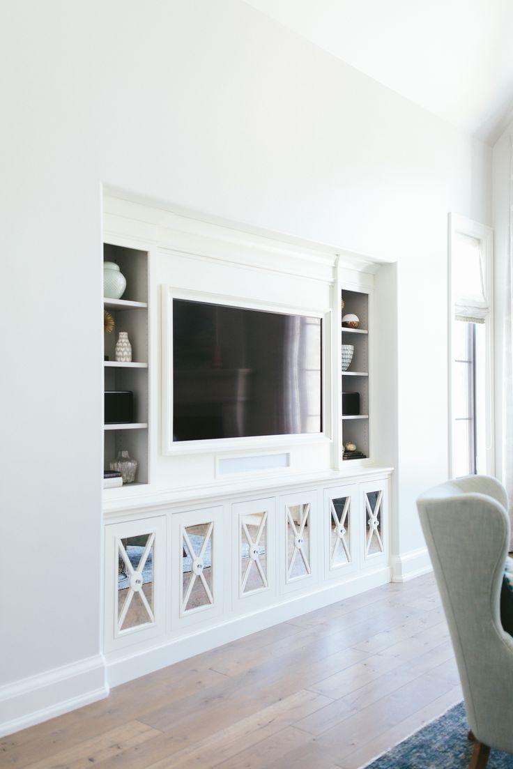 27 best TV Room decor images on Pinterest | Living room ideas ...