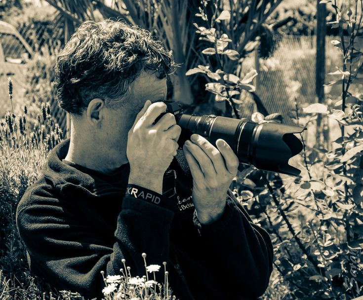 https://flic.kr/p/FVn5dr   Sarah Photography - John con camara - Las Garzas - 27 October 2017 BW-2   John shooting with a Fujifilm X-T2 paired with a Fujinon XF50-140mm F2.8 R LM OIS WR lens.  Sarah Emily Photography with a Fujifilm X-M1 camera paired with a FUJINON XC 16-50mm F3.5-5.6 OIS lens