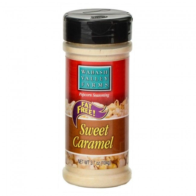 Add the sweet subtle taste of caramel to your popcorn without all the fat. This very fine granular seasoning adds just enough sweet caramel taste to your popcorn to make it a treat worth remembering.