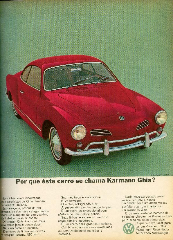Karmann Ghia - Car Garage
