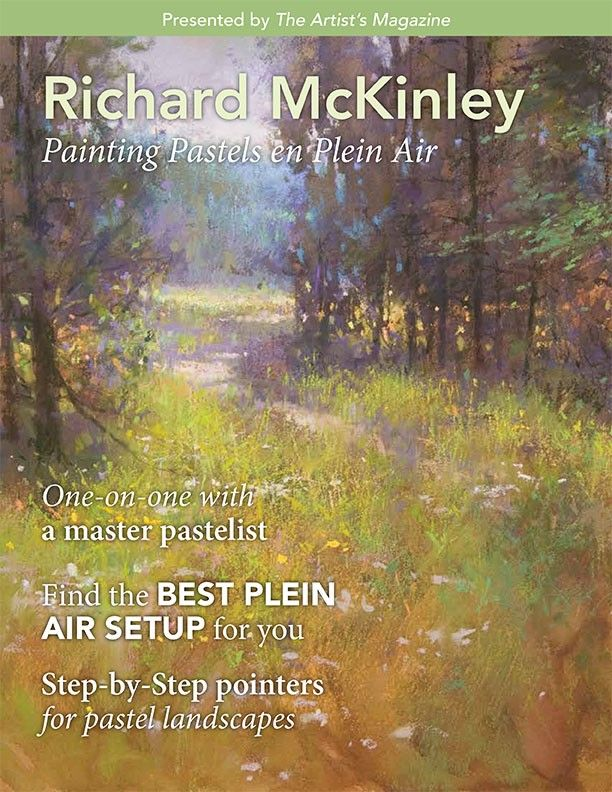 Composition And Design For Landscape Painting Video Workbook Richard Mckinley