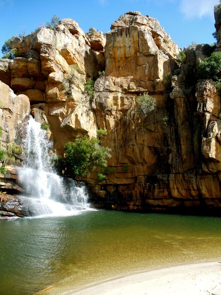 Waterfall Farm: Citrusdal, Cederberg