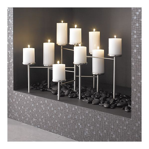 Top 25+ best Fireplace candelabra ideas on Pinterest | Luminara ...