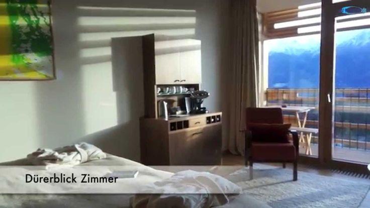 Impressionen For Friends Hotel Mösern Seefeld, Tirol (Anfang Dez 2014)