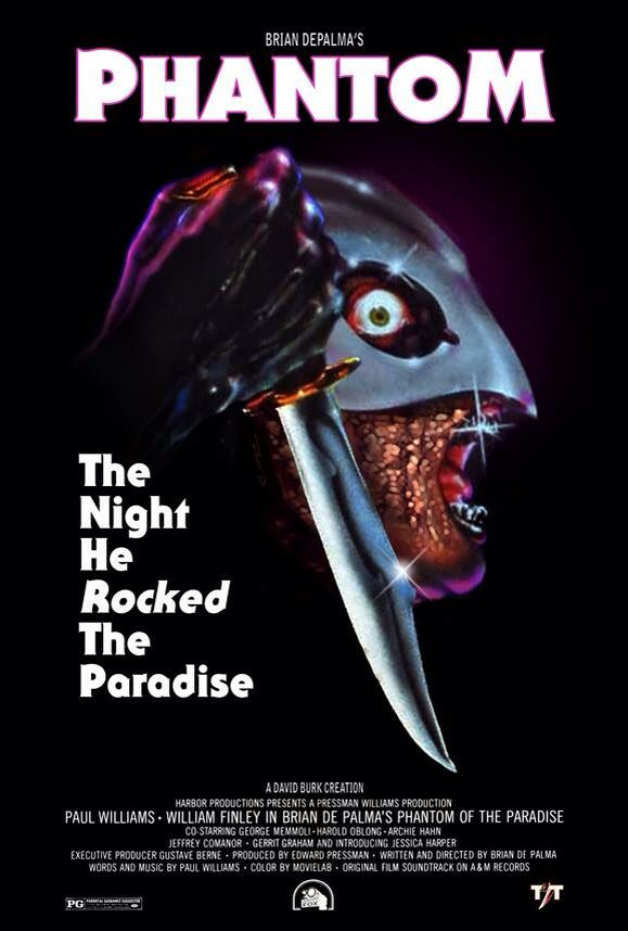 Phantom of the Paradise. Brian De Palma.