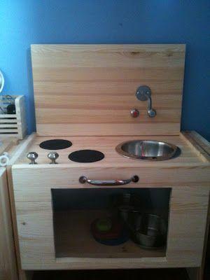 114 best spielk che images on pinterest child room play. Black Bedroom Furniture Sets. Home Design Ideas