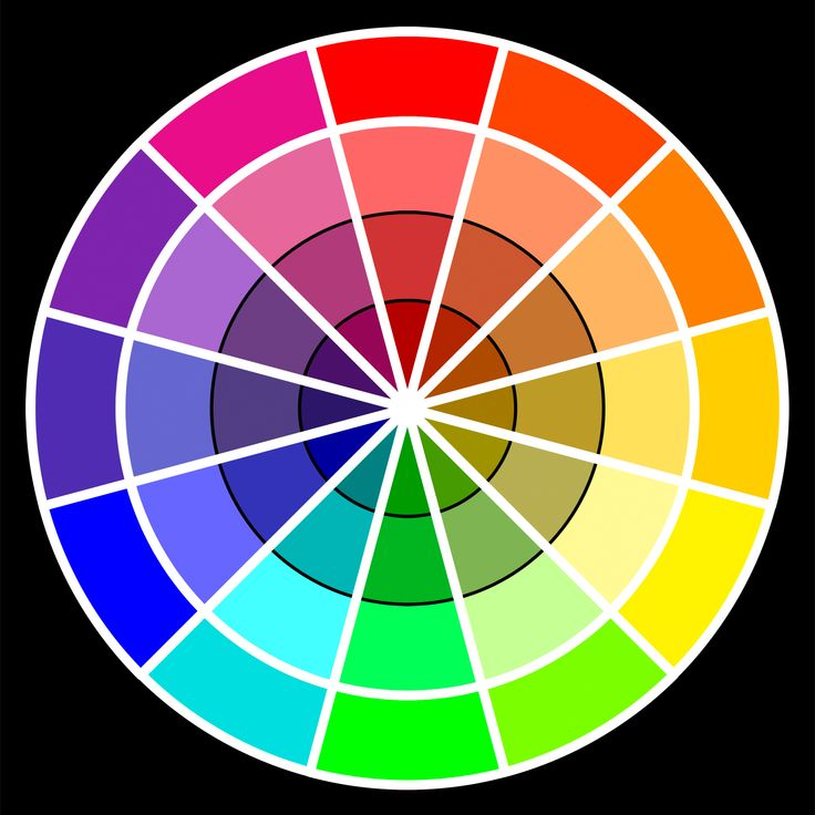 Explore the color wheel & learn how to get these complementary color  interior designs from @