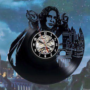 hogwarts weihnachtsdekoration harry potter uhren - Feldstein Kaminsimse