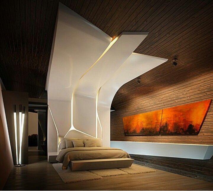 Modern ambient design.