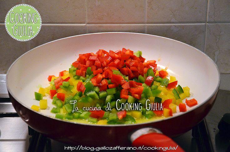 E' partita ufficialmente la Notte Bianca dei foodblogger!   Cooking Giulia apre le porte della sua cucina!! Riuscite a sentire il profumo che viene dai fornelli?  #nottefood #unanottedamangiare #nightfood
