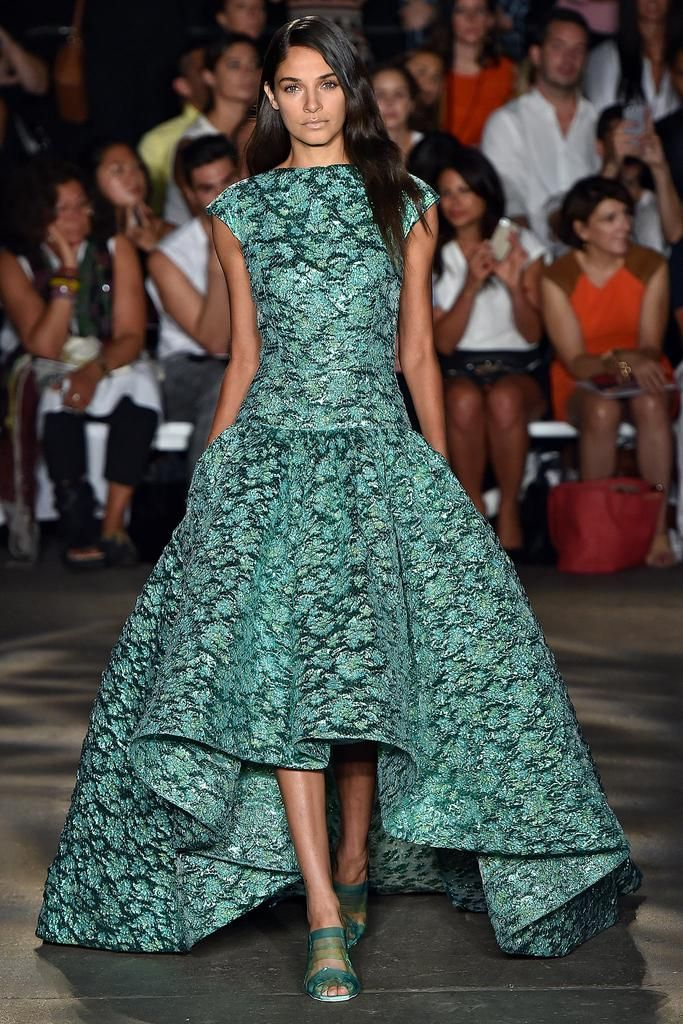 Christian Siriano Spring 2015 Ready-to-Wear - Collection