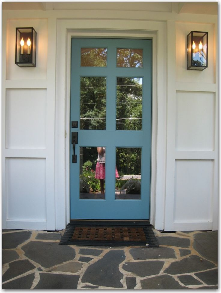 17 best images about exterior doors on pinterest yellow front doors exterior paint colors and - Exterior door painting style ...