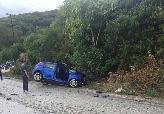 Πιερία: Δυο σμηνίτες νεκροί και ένας τραυματίας σε τροχαίο...