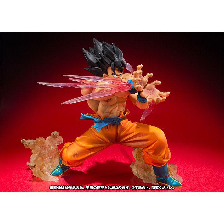 Dragon Ball Figuarts Zero Goku Kamehameha Figure Tesla S Toys Anime Dragon Ball Dragon Ball Dragon Ball Z