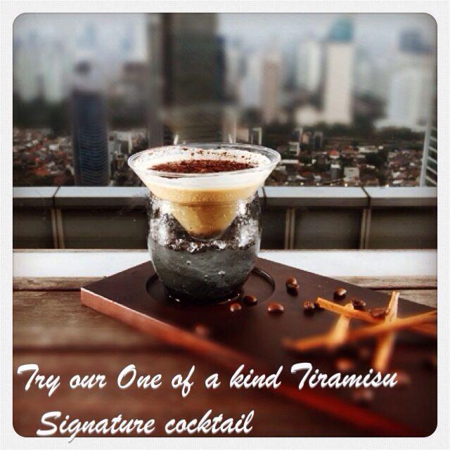 Tira miss u cocktail
