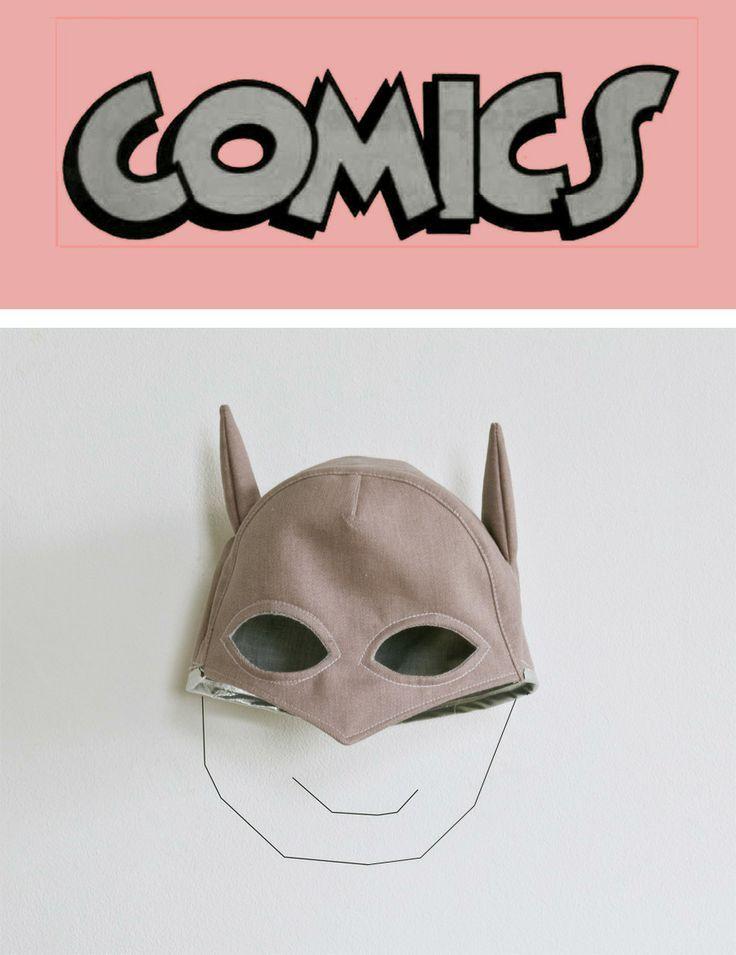 halloween + super hero costume
