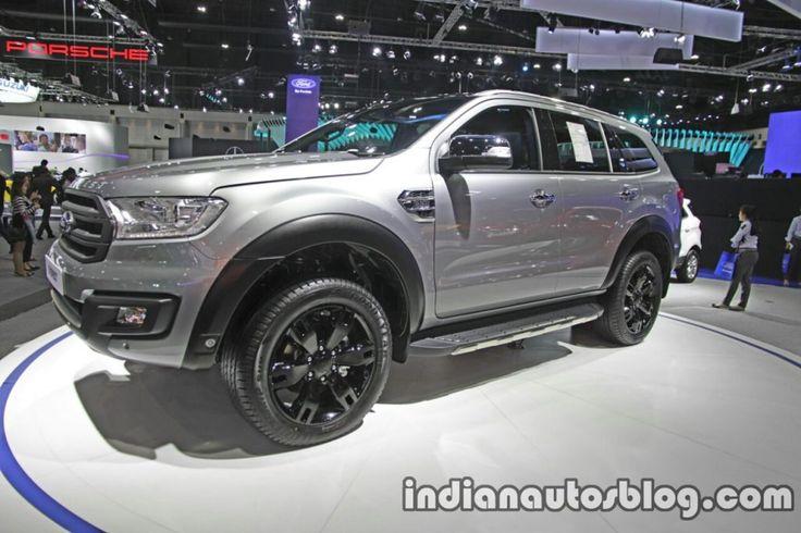 Recap - Ford Everest (Endeavour) Custom - Thai Motor Expo Live
