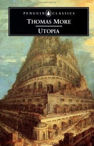 Thomas More's 'Utopia' is truly a great read. Easily read over an afternoon or two and I think it definitely gives you something to think about.