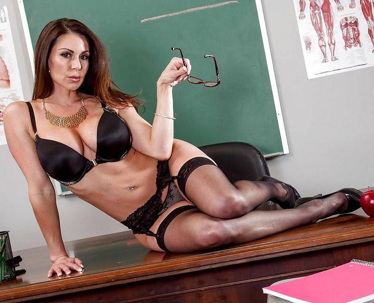 Amateur milf teacher porn