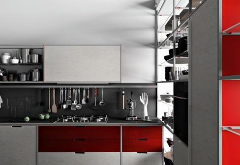Demode @Valcucine Kitchens Kitchens Kitchens  Meccanica System II
