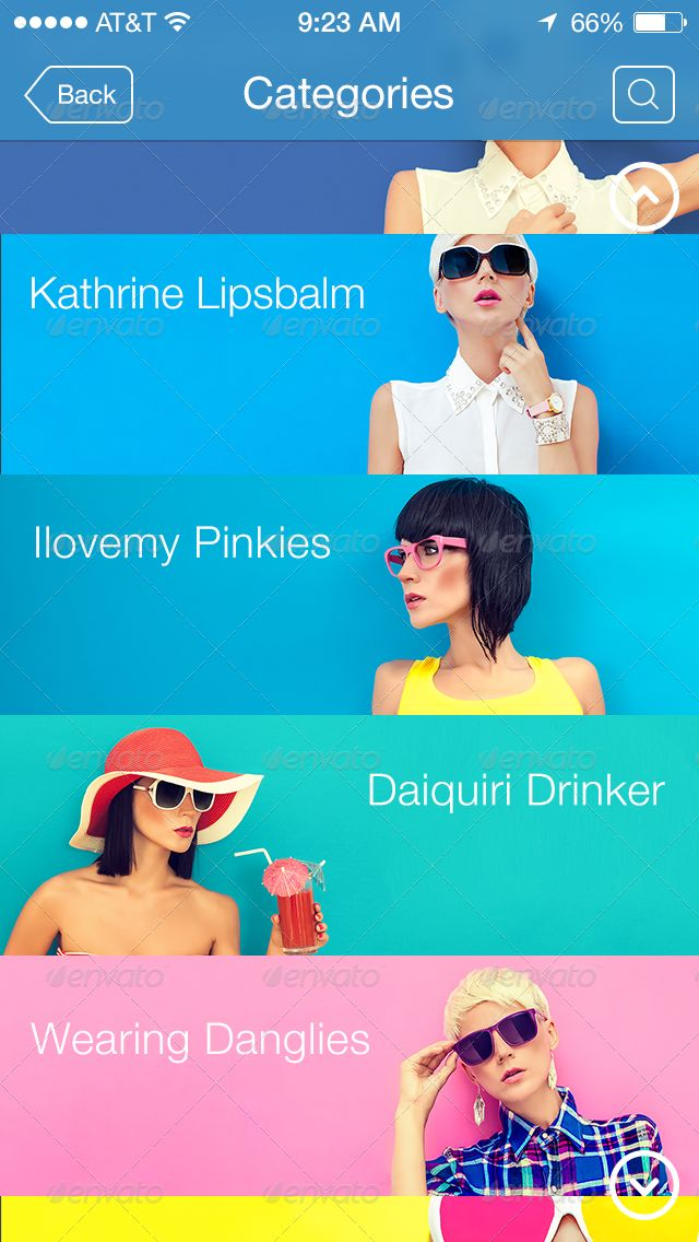 http://graphicriver.net/item/bootstrap-2-flat-mobile-phone-app-ui/6498935?s_rank=2