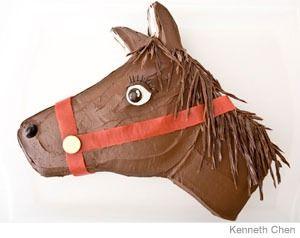 Horse Birthday Cake Design | Parenting