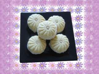 Délicieux biscuit à la noix de coco, Recette Ptitchef