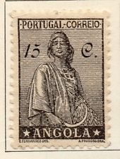 Angola 1932 Early Issue Fine Mint Hinged 15c. 105751