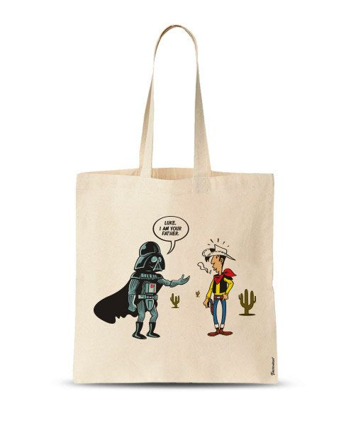 FREE SHIPPING Star Wars Tote Bag unique tote funny by store365