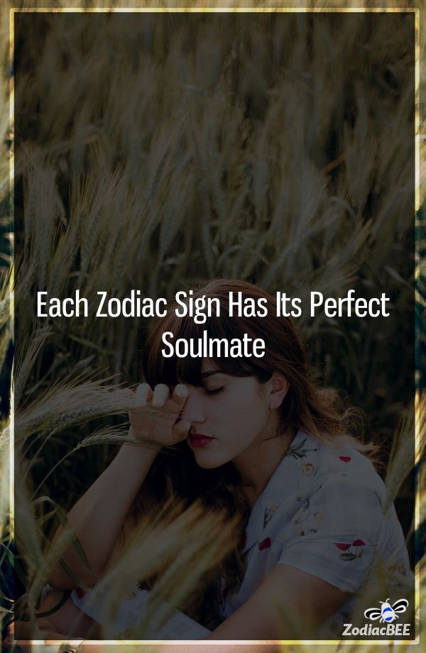 Each Zodiac Sign Has Its Perfect Soulmate #zodiac #leo