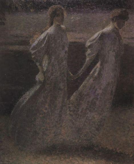 Henri Le Sidaner, Nocturne 1905 on ArtStack #henri-le-sidaner #art