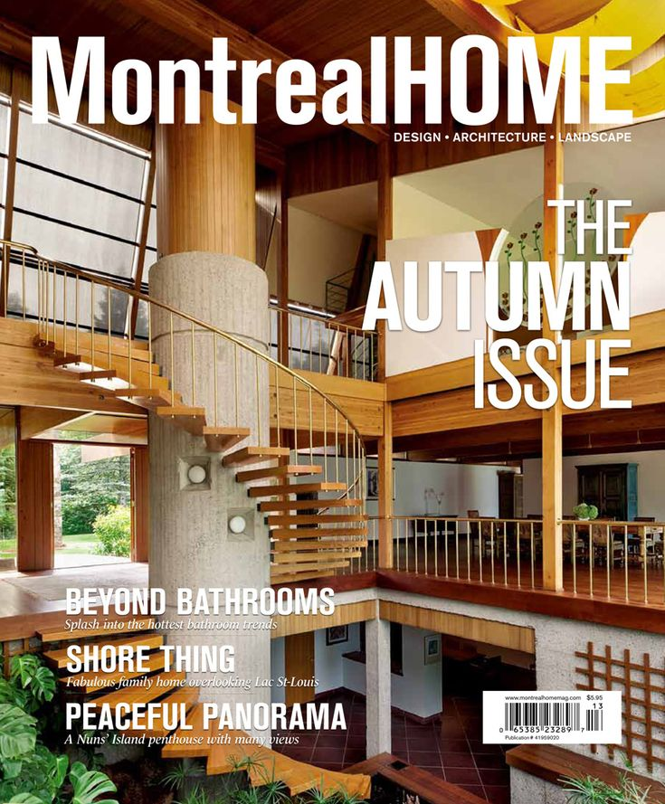 Home Magazine: Montreal Home Magazine For More Inspirations Visit: Www