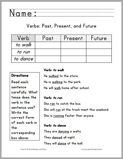 Esl Pdf Worksheets : Verb pattern exercises pdf english teaching worksheets