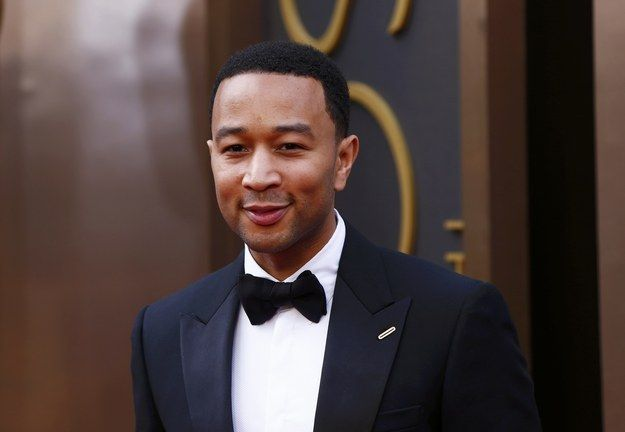 This is John Legend. | This Baby Looks So Much Like John Legend That It's Kind Of Eerie