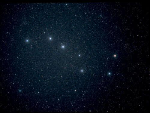 The Big Dipper Adds a Star   Sky & Telescope
