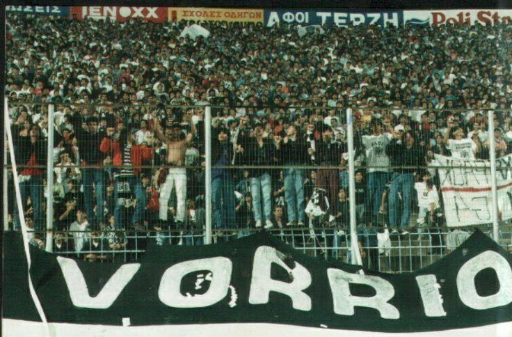 PAOK Warriors 90s