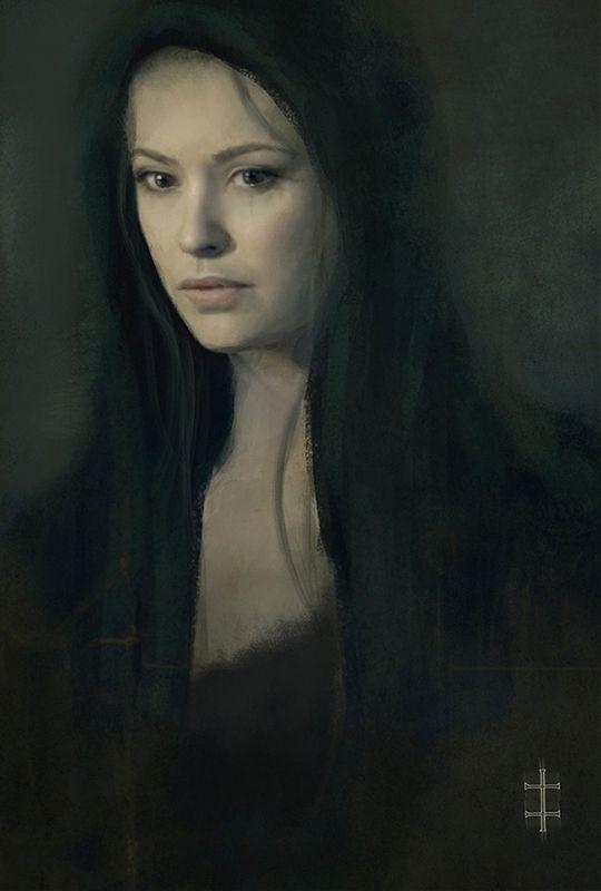 the art of Eve Ventrue