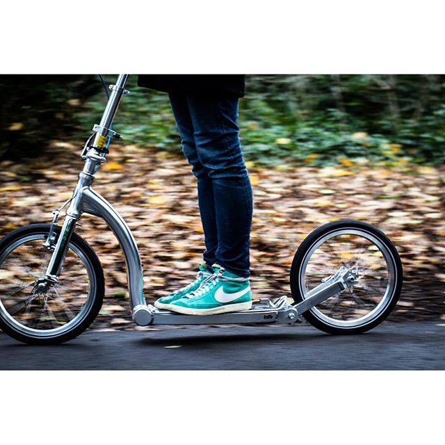 The Best Premium Adult Kick Scooter - Swifty Scooters