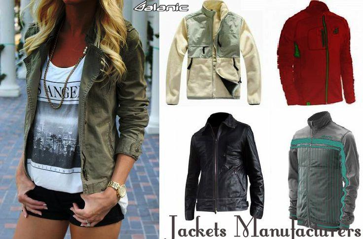 #Jackets- An All #Time #Fashionable #Wear @alanic.com