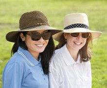 Choosing a Sun Smart Hat for adults, baby & kids. Great advice from the Cancer Council - Victoria.
