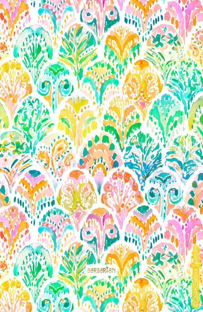Mermaid Of Bolinas Rainbow Fish Scales Mermaid Wallpapers