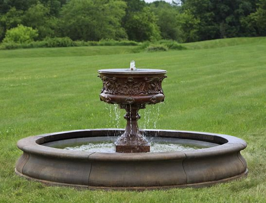 outdoor fountains on pinterest garden fountains wall fountains and