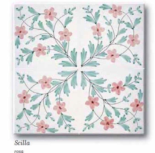 Ceramica Francesco De Maio | Classico Vietri |  #ceramicafrancescodemaio | Scilla